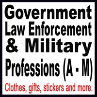Law, Govmt & Military Professions A - M
