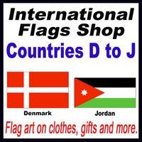 International Flags Shop (D - J)