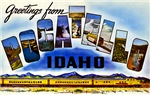 Pocatello Idaho Greetings