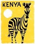 Kenya Travel Poster 1