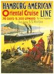 Orient Travel Poster 2