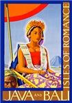 Java Travel Poster 2
