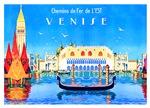 Venice Travel Poster 3