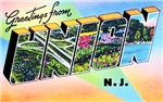 Union New Jersey Greetings