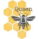 Honeycomb Queen Bee