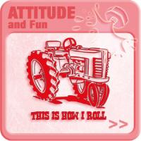Attitude 'N Fun Stuff