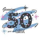 Classic 50 Confetti