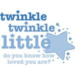Twinkle Twinkle Blue