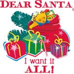 Want It All Santa