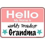Hello Proud Grandma