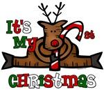 Reindeer Baby's 1st Christmas