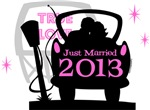 Drive In Newlyweds 2013