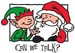 Santa, Can We Talk