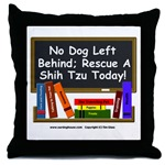 No Dog Left Behind; Rescue a Shih Tzu Today!