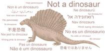 NOT A DINOSAUR: Edaphosaurus