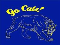 Go Cats! Smilodon