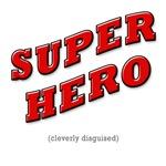 SUPER HERO - WOMEN'S T-SHIRTS