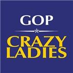 GOP Crazy Ladies