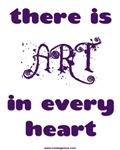 Art in Every Heart