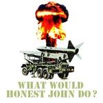 Vietnam Veteran T-Shirt featuring Honest John