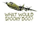 C-130 Spooky design War shirts