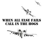 Pro-War A 10 Warthogs USAF Shirts