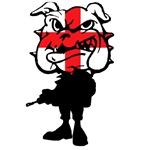 English Bulldog Army Shirts