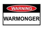 Warmonger Shirts for Pro War folk