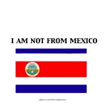 costarica not from ..