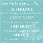 Four Virtues Design (All Products)