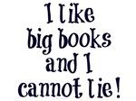 BIG BOOKS!