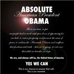 Absolute Obama stuff!