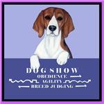 Dog Show Beagle