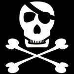 Unique Pirate T-shirts & Gifts