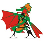Dragon A Personalized T-shirts & Gifts