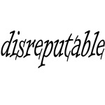 Disreputable T-shirts & Gifts