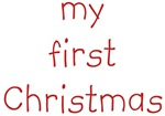 Christmas designs - bibs, onesies & t-shirts