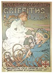 Griffiths Cycles Poster