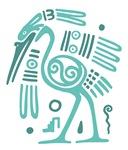 Tribal Crane