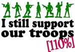 100% SUPPORT