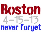 Boston. Never forget