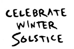 Winter Solstice Holiday Cards