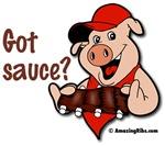 Got sauce?
