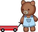 Boy Teddy Bear