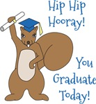 You Graduate Today