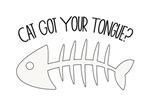 cat got your tounge...
