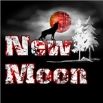 New Moon Twilight Wolf Cold as Ice Design