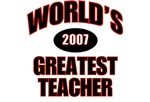 Greatest Teacher 2007