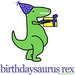 Birthdaysaurus Rex