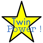 Twin Power T-shirts and Gifts for twins